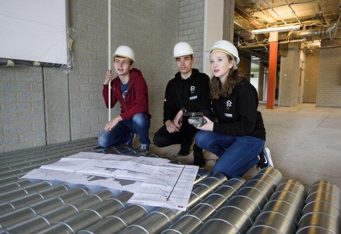 MBO opleidingen Bouw & Interieur College | ROC Midden Nederland