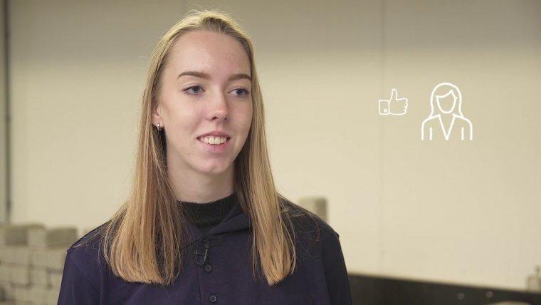 YouTube video - Opleiding Civiele Techniek
